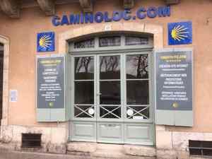 image de la boutique caminoloc de cahors