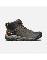 KEEN Targhee III MID  (HOMME) Black Olive Golden Brown