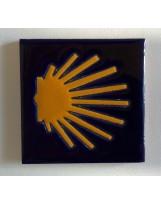 Magnet 5 coquille (sans bordure jaune)